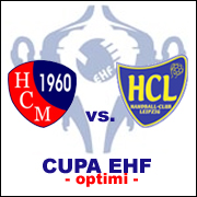 HCM Baia Mare-HC Leipzig